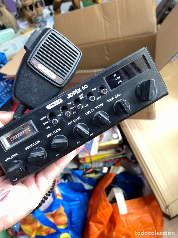 EMISORA PIHERNZ JOPIX 60 - VER FOTOS (Radios, Gramófonos, Grabadoras y Otros - Radioaficionados)