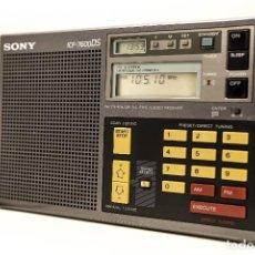 Radios antiguas: MULTIBANDAS SONY ICF-7600DS 1980. Lote 207643433