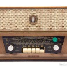 Radios antiguas: RADIO RADIALVA. Lote 208689405