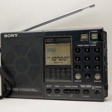 Radios antiguas: MULTIBANDAS SONY ICF- SW7600. Lote 210691195