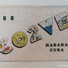Radios antiguas: TARJETA RADIOAFICIONADO, CO2V2, HABANA CUBA, MAYO 1959. Lote 210721160
