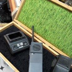 Radios antiguas: WALKIE-TALKIE RADIOAFICIONADO..CTE INTERNACIONAL.CT-1600..BATERIA ALAN PB167 CARGADOR ALAN CA 100. Lote 210958036
