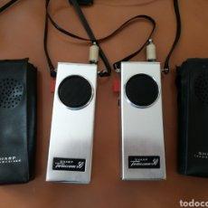 Radios antiguas: WALKIES SHARP CBT-50 TWINCOMM. Lote 212056116