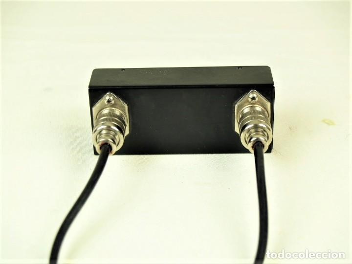Radios antiguas: Medidor de estacionarias Zetagi mod 102 - Foto 5 - 212284175