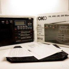 Rádios antigos: RADIO MULTIBANDAS VINTAGE DE 1990. Lote 214812593