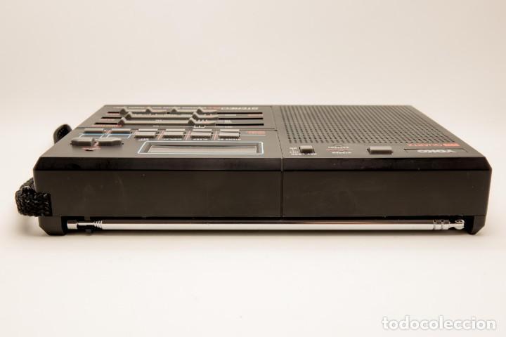 Radios antiguas: RADIO MULTIBANDAS VINTAGE DE 1990 - Foto 4 - 214812593