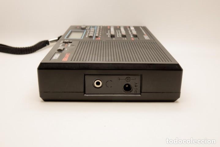 Radios antiguas: RADIO MULTIBANDAS VINTAGE DE 1990 - Foto 5 - 214812593