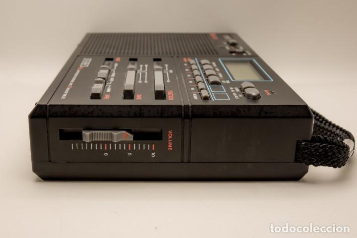 Radios antiguas: RADIO MULTIBANDAS VINTAGE DE 1990 - Foto 7 - 214812593
