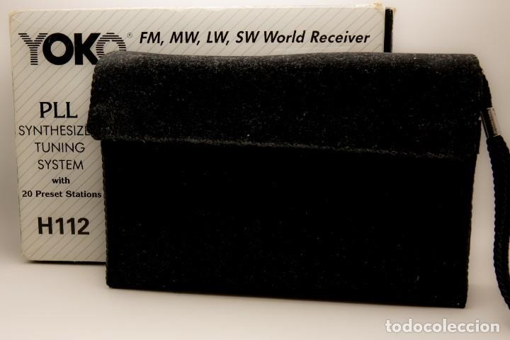 Radios antiguas: RADIO MULTIBANDAS VINTAGE DE 1990 - Foto 10 - 214812593