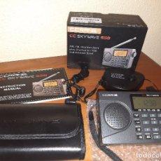 Radios antiguas: RADIO DSP C CRANE SKYWAVE SSB, MUY POCO USO, MUY PARECIDA A LA XHDATA D-808. Lote 215012260