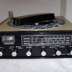 Radios antiguas: RADIO TAIYO TD P-248 PICO-MATIC. Lote 215200706