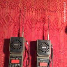 Radios antiguas: ANTIGUOS 2 WALKIE TALKIE CON MORSE AÑOS 60-70 MARCA GAKKEN. Lote 215768367