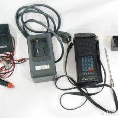 Radios antiguas: EQUIPO RADIOAFICIONADO EMISORA EMISOR-RECEPTOR TRANSCEPTOR VHF FM YAESU FT-207R 2 METROS + ACCESORIO. Lote 215988765