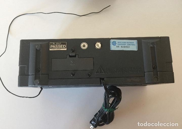 Radios antiguas: RADIO DESPERTADOR NAKAMICHI JAPON-CONJUNTO DE 2 APARATOS-ALTA FIDELIDAD STEREO-VINTAGE - Foto 15 - 217244063