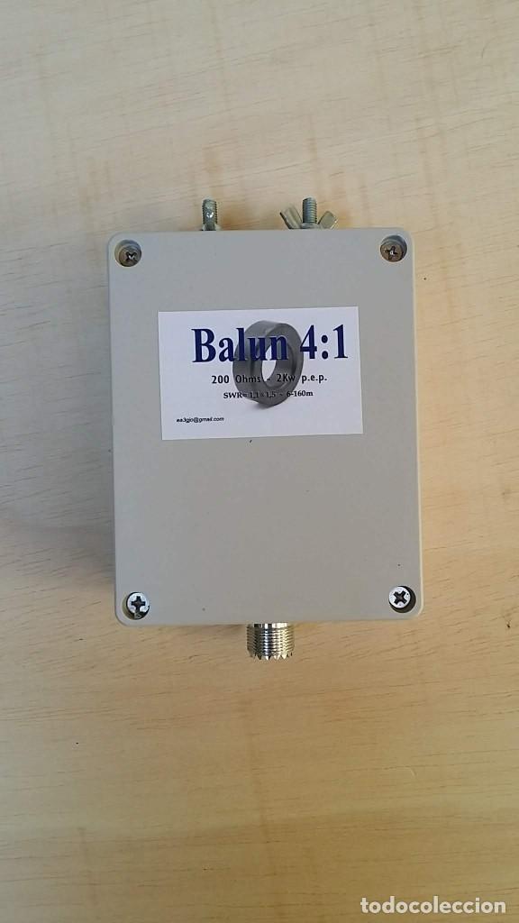 BALUN 4:1 - 2KW (Radios, Gramófonos, Grabadoras y Otros - Radioaficionados)