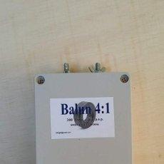 Radios antiguas: BALUN 4:1 - 2KW. Lote 217653757