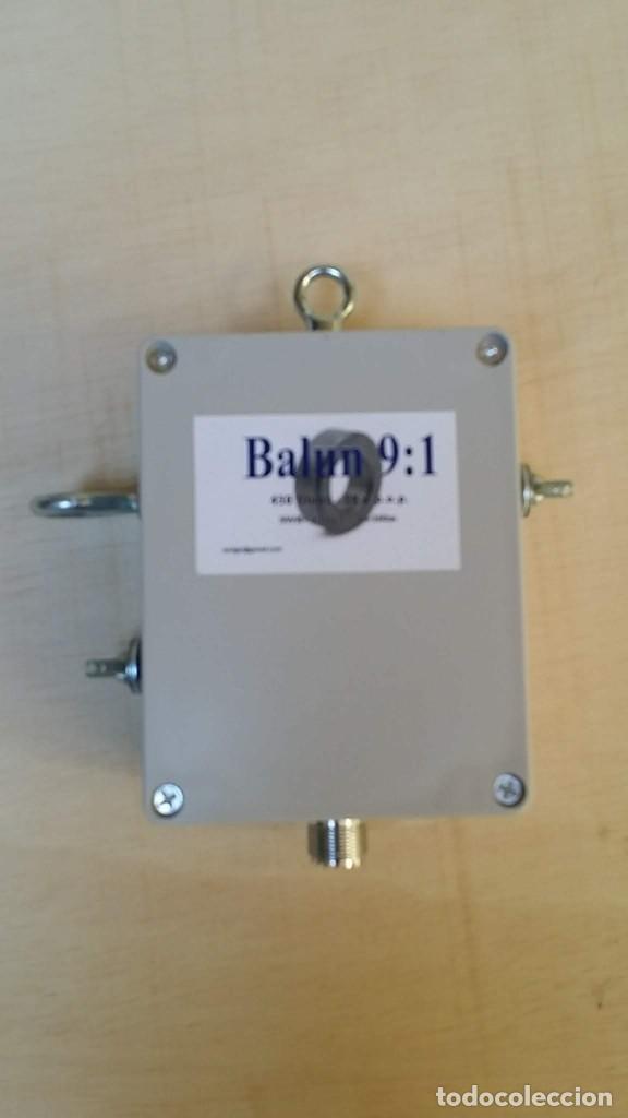 BALUN 9:1 - 2KW (Radios, Gramófonos, Grabadoras y Otros - Radioaficionados)