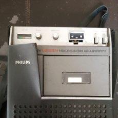 Radios antiguas: CASSET PHILIPS. Lote 218051577