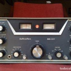 Radios antiguas: RECEPTOR RADIO HALLICRAFTERS SX 117. Lote 218257003