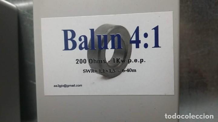 BALUNS 4:1 - 1KW (Radios, Gramófonos, Grabadoras y Otros - Radioaficionados)