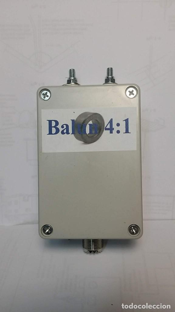Radios antiguas: BALUNS 4:1 - 1Kw - Foto 2 - 218263238