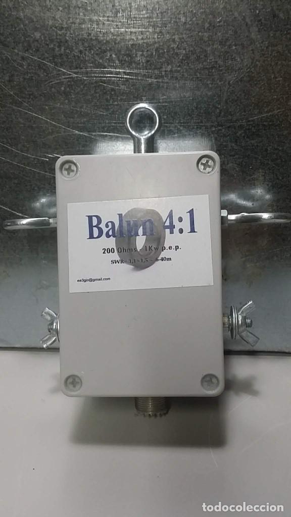 Radios antiguas: BALUNS 4:1 - 1Kw - Foto 4 - 218263238