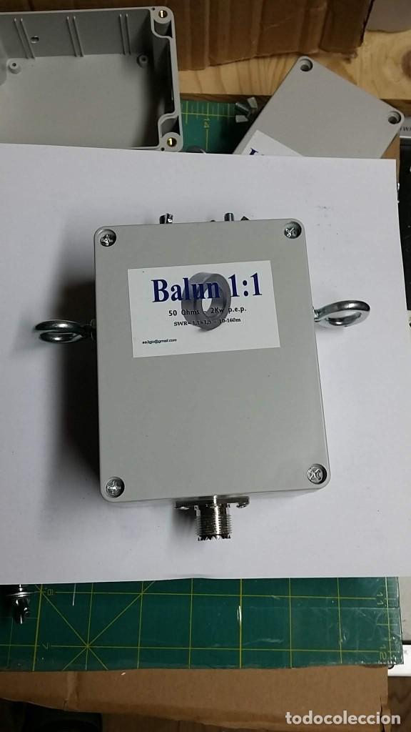 Radios antiguas: Balun o Choke 1:1 - 2kw - Foto 2 - 218264522