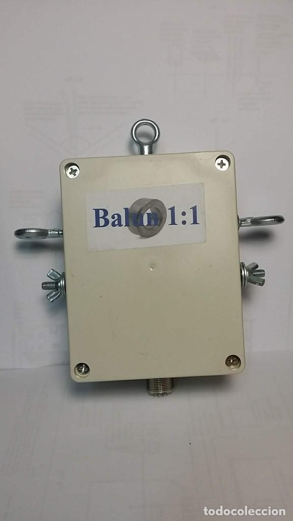 Radios antiguas: Balun o Choke 1:1 - 2kw - Foto 3 - 218264522