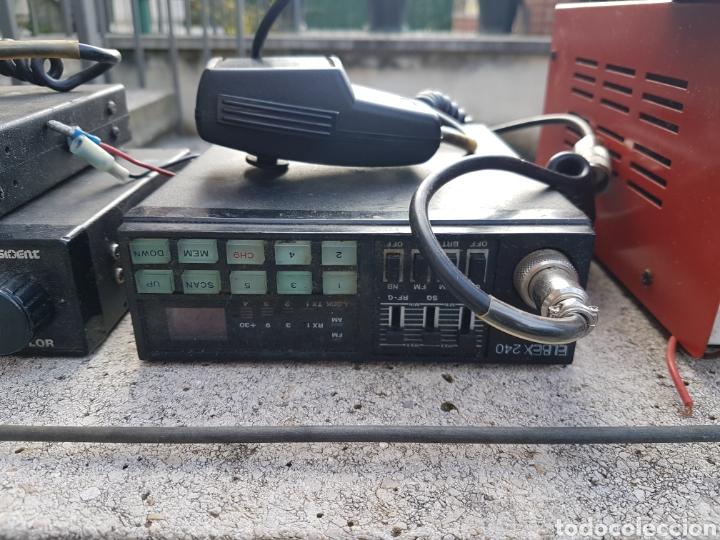 Radios antiguas: Emisoras de radioaficionados lote - Foto 2 - 218323527