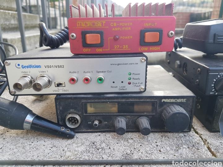 Radios antiguas: Emisoras de radioaficionados lote - Foto 3 - 218323527
