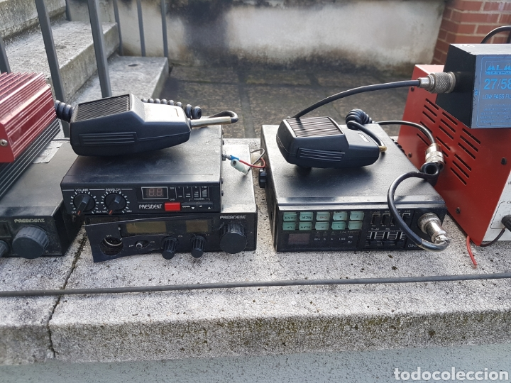 Radios antiguas: Emisoras de radioaficionados lote - Foto 5 - 218323527