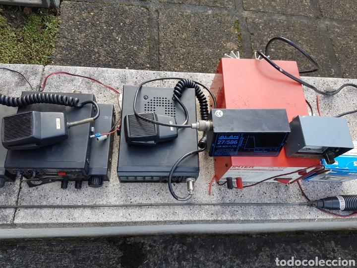 Radios antiguas: Emisoras de radioaficionados lote - Foto 7 - 218323527