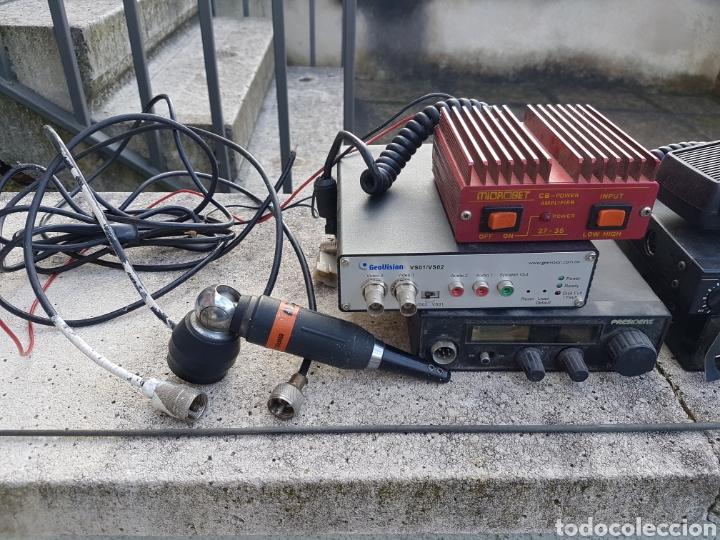 Radios antiguas: Emisoras de radioaficionados lote - Foto 10 - 218323527