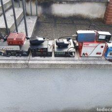 Radios antiguas: EMISORAS DE RADIOAFICIONADOS LOTE. Lote 218323527