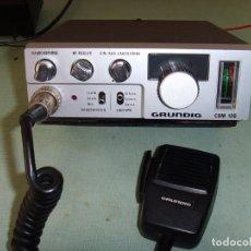 Radios antiguas: EMISORA RADIOAFICIONADO GRUNDIG CBM 100. Lote 220511477