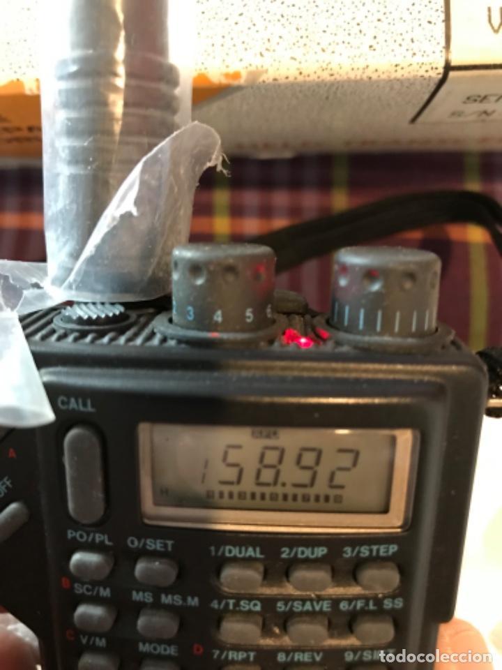 Radios antiguas: Dos estaciónes de radio ADI Sender-145 - Foto 6 - 221501457