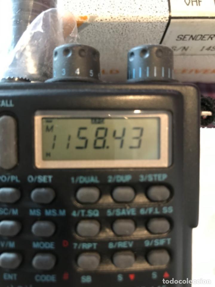 Radios antiguas: Dos estaciónes de radio ADI Sender-145 - Foto 9 - 221501457