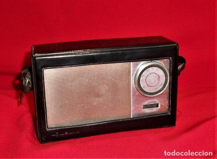 Radios antiguas: ANTIGUA RADIO TRANSITOR INTER - Foto 1 - 221535061