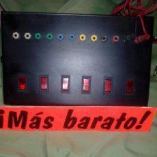 Radios antiguas: UNIDAD DE CONNMUTACIO EMISORA RADIO. Lote 221830700