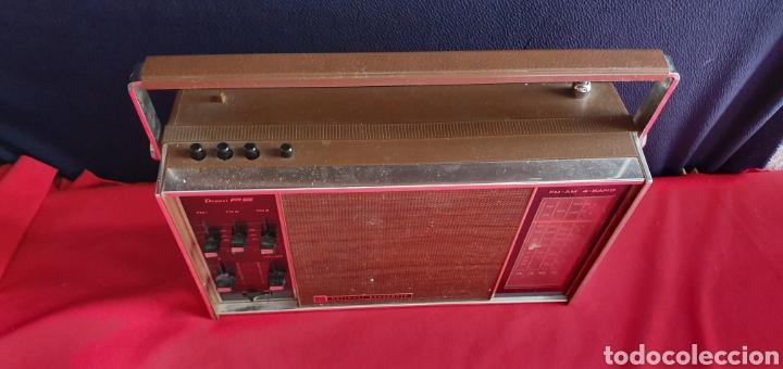 Radios antiguas: ANTIGUO RADIO NACIONAL PANASONIC VA CON PILAS . NO ESTA PROBADO - Foto 5 - 222243131