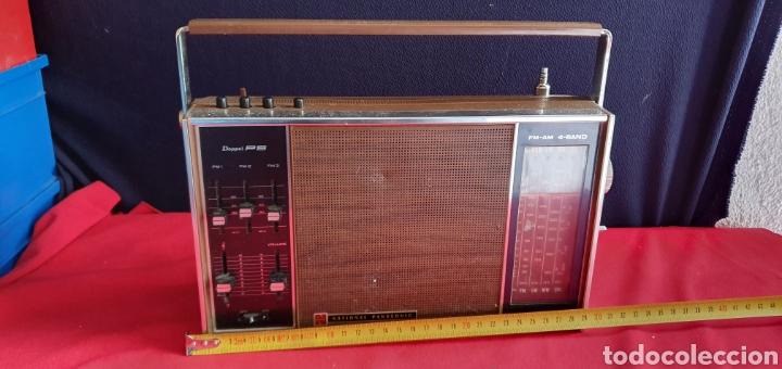 Radios antiguas: ANTIGUO RADIO NACIONAL PANASONIC VA CON PILAS . NO ESTA PROBADO - Foto 10 - 222243131