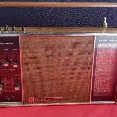Radios antiguas: ANTIGUO RADIO NACIONAL PANASONIC VA CON POLAS . NO ESTA PROBADO. Lote 222243131