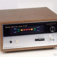 Radios antiguas: SANSUI RA-500 AMPLIFICADOR DE REVERBERACIÓN. Lote 222287331