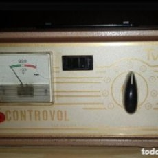 Radios antiguas: CONTROLVOL ELEVADOR DEDUCTOR. Lote 222287417
