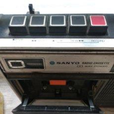 Radios antiguas: RADIOS Y WALKMAN ANTIGUOS. Lote 222665563