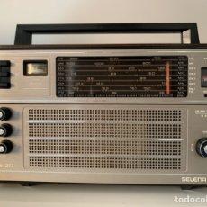Rádios antigos: RADIO SOVIÉTICA SELENA B 215. Lote 223055317