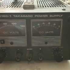 Radios antiguas: FUENTE DE ALIMENTACIÓN REGULABLE 0-150 VOLTIOS. Lote 223524458