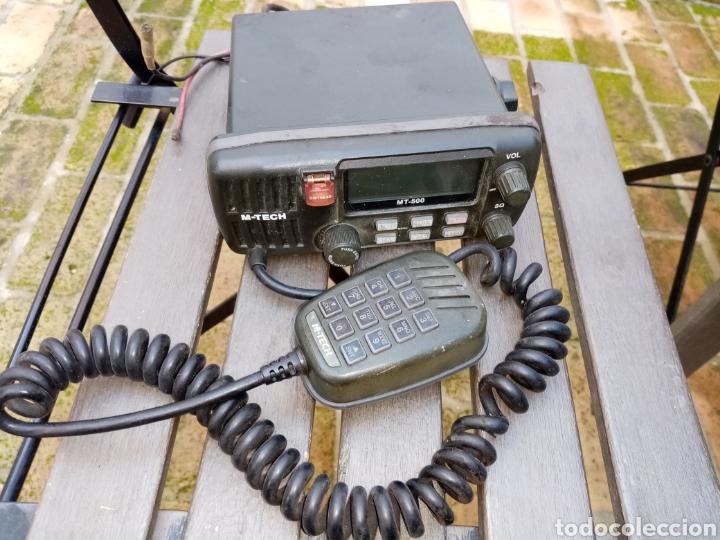 EMISORA M-T-500 (Radios, Gramófonos, Grabadoras y Otros - Radioaficionados)