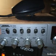 Radios antiguas: EMISORA CB NEVADA CB 2000. Lote 226045590