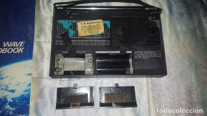 Radios antiguas: SONY ICF-7600DS+MANUAL+MANUAL EMISORAS - Foto 5 - 226127795